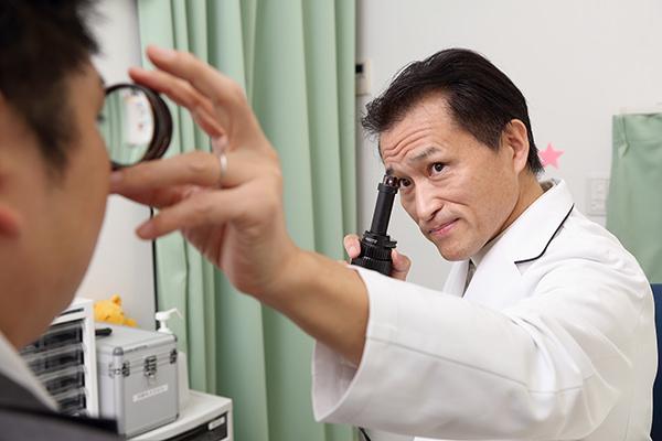 近視を改善する治療に注力しています